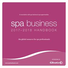Itec Reflexology Blank Foot Chart Spa Business Handbook 2017 2018 By Leisure Media Issuu