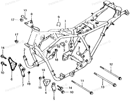 1973 cb450 wiring diagram honda cb360 parts wiring diagram and parts diagram images
