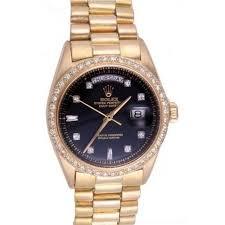 mens gold rolex wristwatches