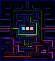 Pac Man Patterns