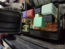 toyota corolla fuse box fuse box engine from 5 00 fits 00 02 corolla 795768 fits