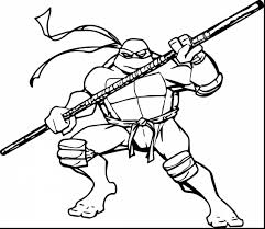 ninja turtles coloring pages. Contemporary Coloring Ninja Turtle Coloring Pages  New  Page Download On Turtles