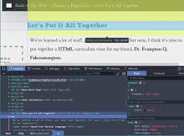 Build A The Web