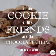 Cookie Quotes Impressive Chocolate Chip Cookie Quotes