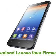 Download Lenovo S860 Firmware - Stock ...