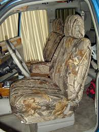 gmc sierra realtree seat covers