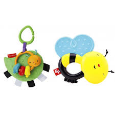 "<b>Прорезыватель</b> ""Гусеничка"" или ""Пчелка"" (в асс.) <b>Fisher Price</b> ..."