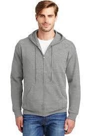 Buy Hanes Ecosmart Full Zip Hooded Sweatshirt Hanes