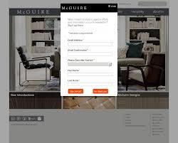 mcguire furniture company. Mcguire Furniture Company Website History