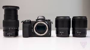 nikon strikes back at sony with first full frame mirrorless s
