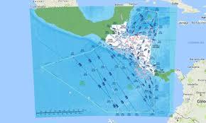 Medellin Airport Chart Guatemala Rnav Enroute Chart Rocketroute