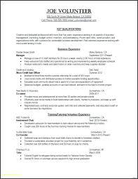 General Resume Template Free Best Creative Resume Templates Free Download Word New General Resume