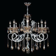 8 light crystal chandelier 8 light crystal chandelier schonbek 8 light crystal chandelier