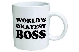 world s okayest boss mug bosses day gift mugwomp
