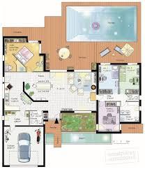 Une Grande Maison De Plain Pied Architecture Construction And House