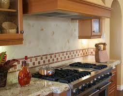 backsplash medium size inspiring backsplash kitchen designs with gas stove and kitchen ware with potted plant