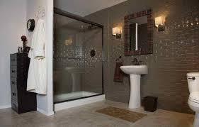 average cost bathroom remodel. Bathroom, Remarkable Average Cost Bathroom Remodel Renovation Pictures White Wastafel And Closed Glass O