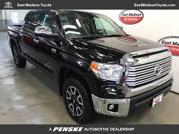 2017 Used Toyota Tundra 4WD Limited CrewMax 5.5' Bed 5.7L FFV at ...