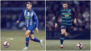 Latest fifa 21 players watched by you. Hertha Bsc 2018 19 Nike Home And Away Kits Football Fashion