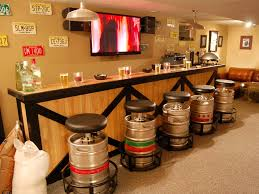 Creativity Diy Bar Featured In Man Caves Episode M And Design Inspiration