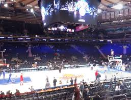 Msg Knicks 3d Seating Chart Madison Square Garden Section 106 Seat Views Seatgeek