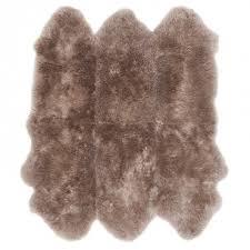 new zealand sheepskin rug 3 5 x6