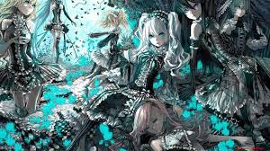 Gothic Anime Image Hd Hd Wallpapers High Definition Amazing