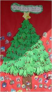 How To Make Christmas Chart For School Craft Make A