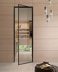 interior glass office doors. hinged glass and aluminium door glike gidea interior office doors