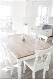Whitewash Kitchen Table Whitewash Kitchen Table And Chairswhite