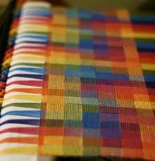 Weaving Loom Patterns Magnificent 48 Best Weaving Images On Pinterest Weaving Card Weaving And