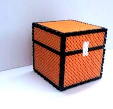 17 best images about cajas hama beads perler bead items similar to minecraft chest box or choose a different minecraft block on