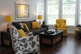 Yellow Grey And White Living Room Ideas | Centerfieldbar.com