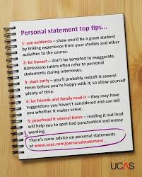 personal statement dietetics tips University of Surrey