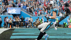 Yes The Panthers Christian Mccaffrey Is A White Running