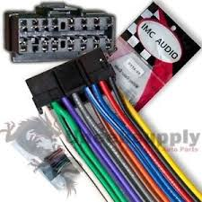 sony 16 pin stereo wiring harness ships from usa sy16 ebay Stereo Wiring Harness image is loading sony 16 pin stereo wiring harness ships from stereo wiring harness diagram