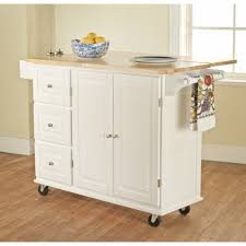 kitchen island cart white. Kitchen Island Cart White Amazoncom EHemco G