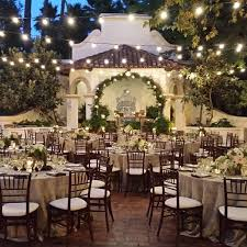 outdoor wedding lighting decoration ideas. amazing outdoor evening wedding reception at rancho las lomas with overhead bistro lighting instagram photo decoration ideas