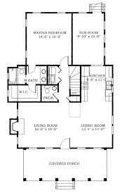 House Plan at FamilyHomePlans comHistoric Southern House Plan Level One