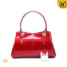 womens red leather handbags cw301301 cwmalls com