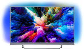 Philips 49PUS7503/12 124 cm (49 Zoll) UHD LED Fernseher (4K Ultra HD,  Android TV): Amazon.de: Heimkino, TV & Video