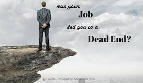 dead end job are you in a dead end job