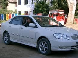 toyota corolla 2005 white. Exellent 2005 Toyota Corolla In Islamabad Urban  Used Toyota Corolla 2005 Cng White  Islamabad Urban Mitula Cars Intended White