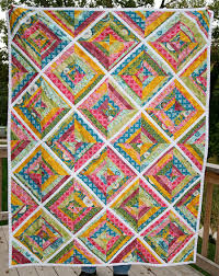 The String Quilt is Complete! ~ Fresh Lemons Modern Quilts & String Quilt front Adamdwight.com