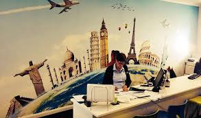 office wallpapers design 1. Brilliant Design Office Dcor Ideas U0026 Style Guide For Travel Companies And Wallpapers Design 1