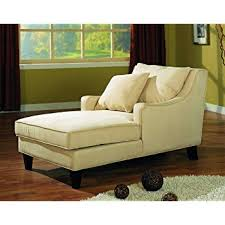 microfiber chaise lounge. Interesting Chaise Coaster Transitional Beige Microfiber Chaise Lounge On A