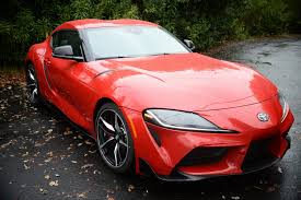 The zebra auto insurance rate comparison site pulls rates from over 100 companies in the u.s. 2021 Toyota Gr Supra 3 0 Premium Review By David Colman Video Compare Insurance The Zebra