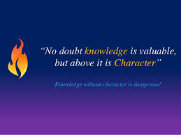 english proverbs knowledge out character is dangerous new  english proverbs knowledge out character is dangerous