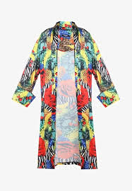Pildiotsingu oversized coloured jacket tulemus