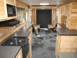 8 x 26v toy hauler rv